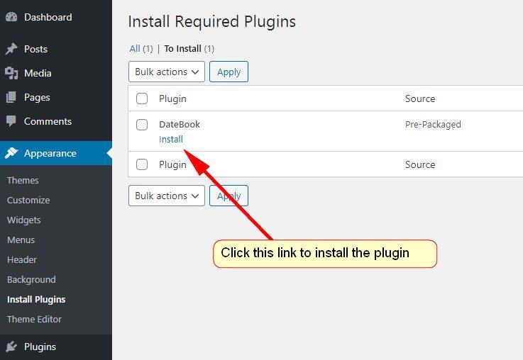 8 install plugin